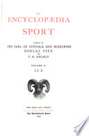 The Encyclop  dia of Sport  Li Z