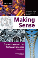 Making Sense in Engineering and the Technical Sciences  Making Sense in Engineering and the Technical Sciences