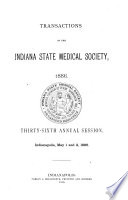Transactions of The Indiana State Medical Association