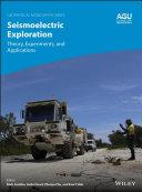 Seismoelectric Exploration