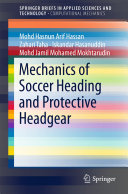 Pdf Mechanics of Soccer Heading and Protective Headgear Telecharger
