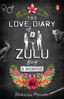 Pdf The Love Diary of a Zulu Boy