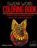Swear Word Coloring Book  Midnight Edition  Book PDF