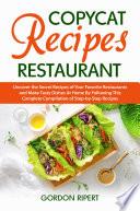 Copycat Recipes Restaurant
