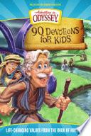 90 Devotions for Kids in Matthew