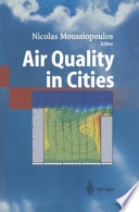 Air Quality in Cities Book