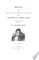 Dumas' Romances: The Count of Monte Cristo