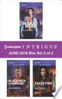 Harlequin Intrigue June 2018 Box Set 2 Of 2