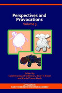 Pdf Perspectives and Provocations in Early Childhood Education Volume 3