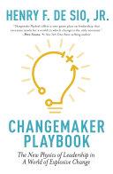 Changemaker Playbook Book