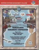 Transatlantic armaments cooperation report of the Military Research Fellows, DSMC 1999-2000