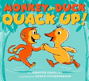 Monkey and Duck Quack Up  Book PDF