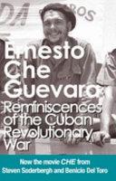 Reminiscences of the Cuban Revolutionary War
