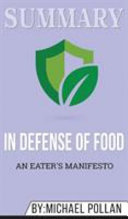 Summary of In Defense of Food