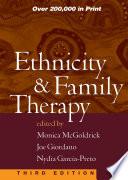 """Ethnicity and Family Therapy, Third Edition"" by Monica McGoldrick, Joe Giordano, Nydia Garcia Preto"