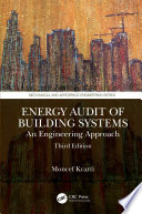 Energy Audit of Building Systems Book