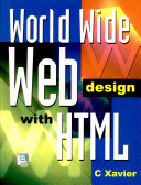 all WIDE WEB DESIGN WITH HTML