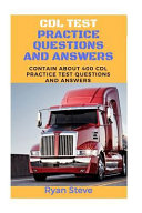 CDL Test Practice Questions and Answers