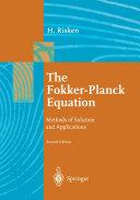 The Fokker-Planck Equation Pdf/ePub eBook