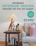Affordable Interior Design Pdf/ePub eBook