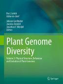 Plant Genome Diversity Volume 2