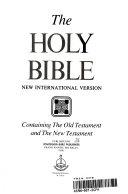 The Concordia Self Study Bible Book