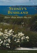 Cover of Sydney's Bushland