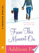 From This Moment On Book