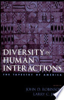 Diversity in Human Interactions