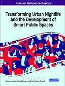 Transforming Urban Nightlife and the Development of Smart Public Spaces Pdf/ePub eBook