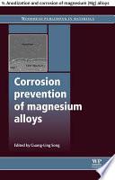 Corrosion prevention of magnesium alloys