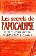 Les Secrets de l'Apocalypse [Pdf/ePub] eBook