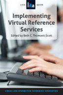 Implementing Virtual Reference Services [Pdf/ePub] eBook