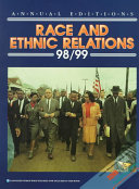 Race and Ethnic Relations  98 99