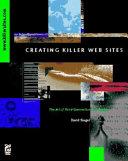 Creating Killer Web Sites Book