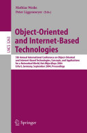 Object Oriented and Internet Based Technologies
