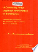 A Community Action Approach for Prevention of Burn Injuries