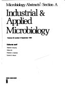 Microbiology Abstracts