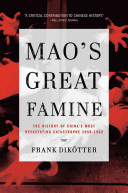 Pdf Mao's Great Famine