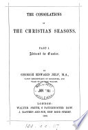 The Consolations of the Christian Seasons
