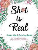 Swear Word Coloring Books for Adults