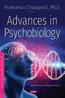 Advances in Psychobiology