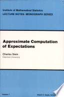 Approximate Computation Of Expectations