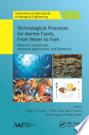 Technological Processes for Marine Foods, From Water to Fork