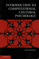 Introduction to Computational Cultural Psychology Book