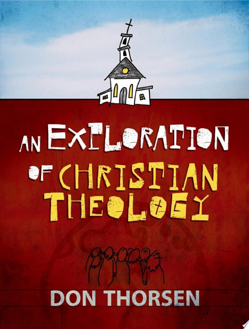 An Exploration of Christian Theology banner backdrop