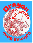 Dragon Coloring Book for Adults