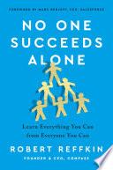 No One Succeeds Alone Book PDF