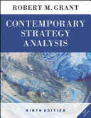 Contemporary Strategy Analysis 9e Text Only