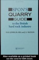 Spon s Quarry Guide
